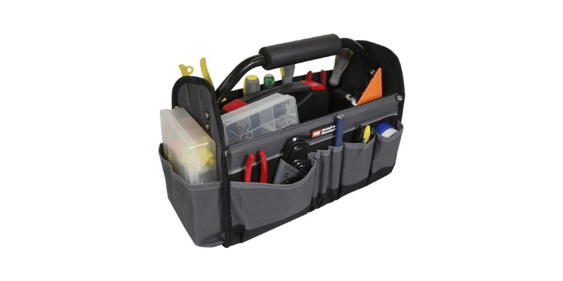 McGuire-Nicholas Collapsible Tote Bag for plumbers