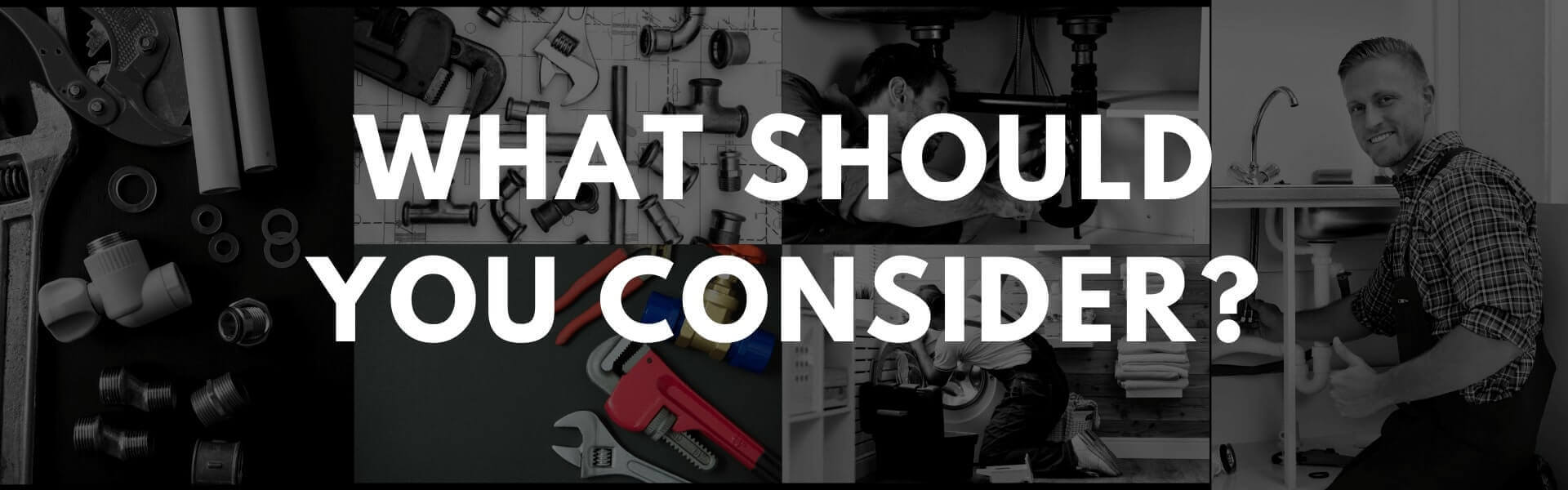 What should consider before buy a best plumber's tool bag