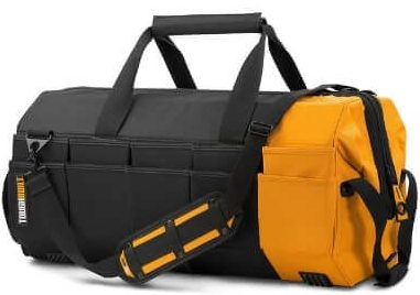 ToughBuilt - 26 Massive Mouth Tool Bag for Bricklayers