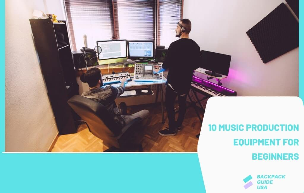 Music Production Equipment for Beginners