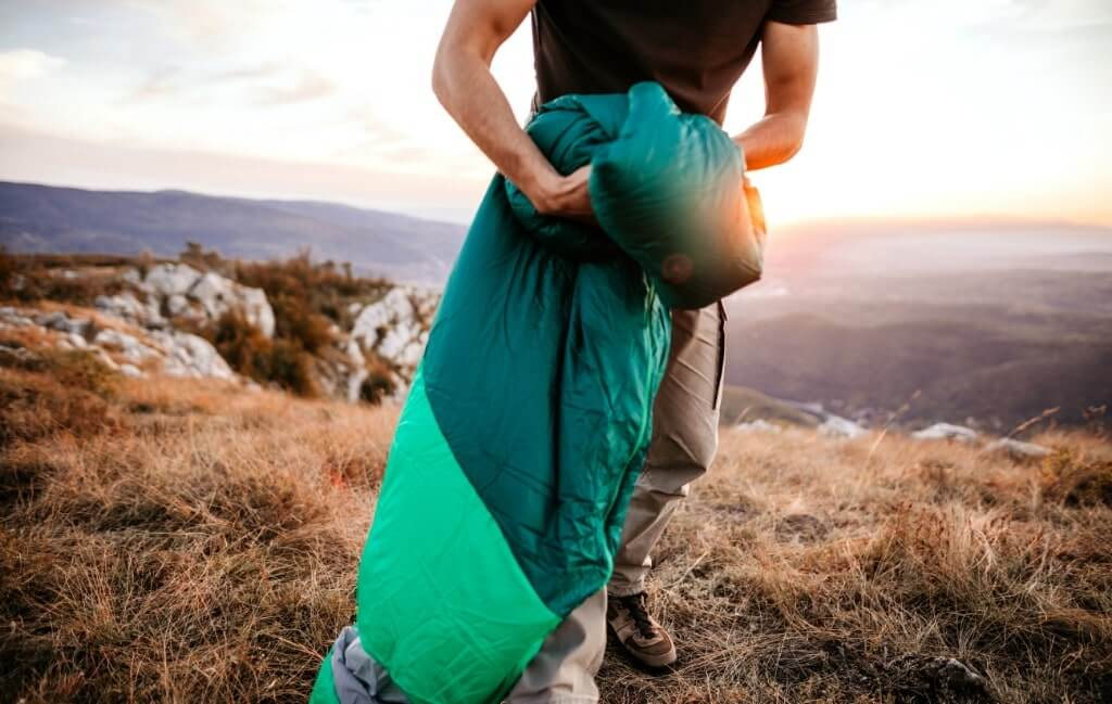 What are the best sleeping bag materials?
