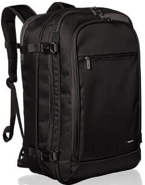 Amazon Basics Carry-On Backpack
