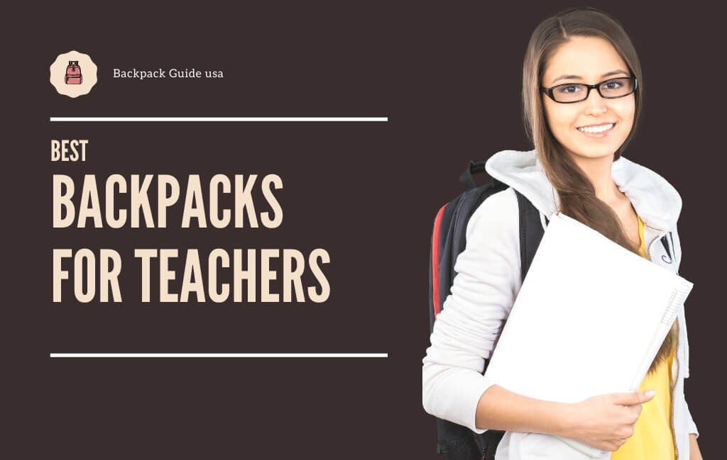 Best Teacher Backpack Featured image