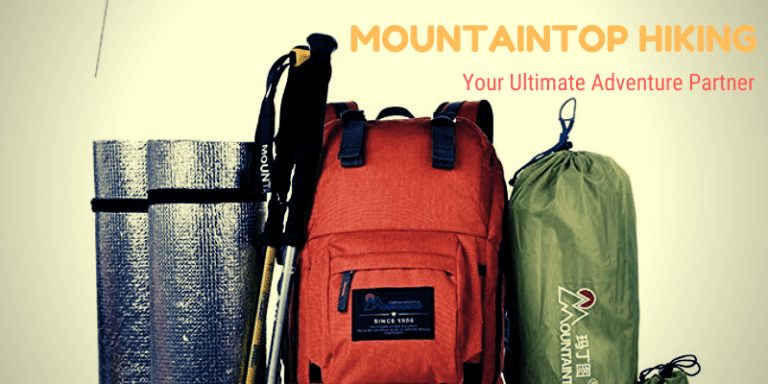 Mountaintop Hiking Bushcraft Backpack