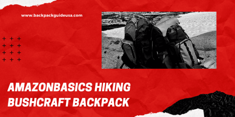Usually, people prefer bushcraft backpack for their durability and other convenient features. This AmazonBasics product comes with all the essential features, advantages, and flexibility. This is the most appropriate backpack for hiking or camping. The design is durable, and it can hold lots of must-have items during your trip. Comfortable fitting is the other aspect of making it love most. The backpack comes from durable polyester. And you can have several color options. The size ranges are also remarkable. It has three sizes of 50, 60, and 70 liters. The extension collar allows you to have some additional storage on the go. Moreover, the backpack has a large sleeping-bag compartment. The multidirectional compression straps help you to adjust the straps according to the needs. The lumbar support will help you to get some comfort while carrying the bag.
