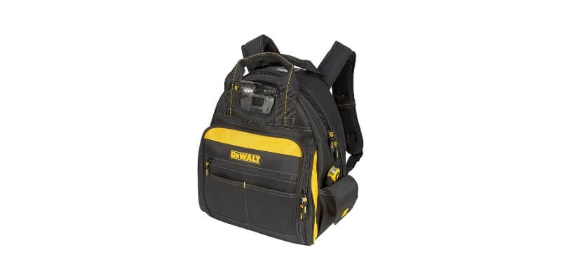 DEWALT DGL523 Lighted Tool Backpack
