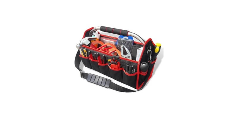 HAUTMEC Carpenter Tool Bag