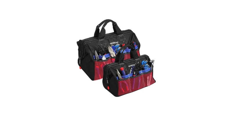 WORKPRO Carpenters Tool Bag