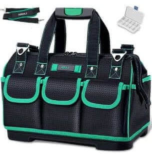 AIRAJ 18 inch Tool Bag for Pipefitters