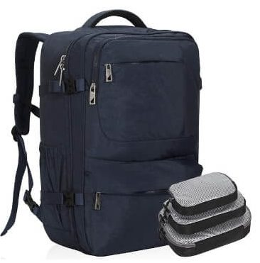 Hynes Eagle 44L Carry on Backpack for Fat Guys