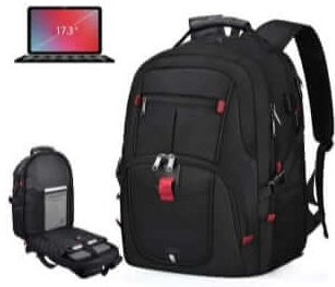 Nubily Gadget Anti theft Backpack
