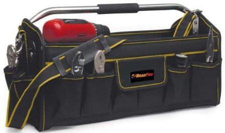 RoadPro RPTB20 Collapsible Lineman Tool Carrier Bag
