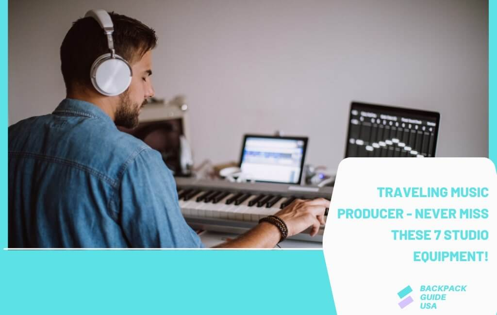 Traveling Music Producer