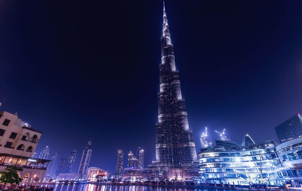 Burj Khalifa is The Best Place for New Year's Eve in Dubai