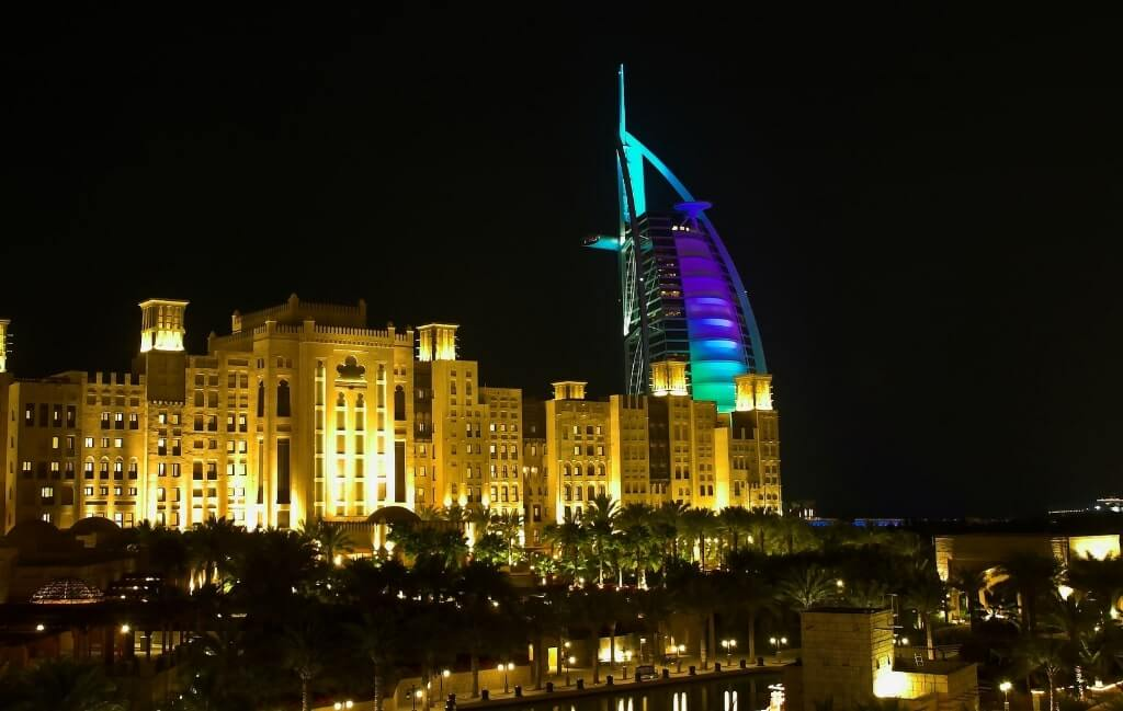 Madinat Jumeirah A Beautiful Place for New Year's Eve in Dubai