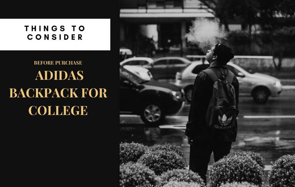 Things to Consider When Buying A Adidas Backpack